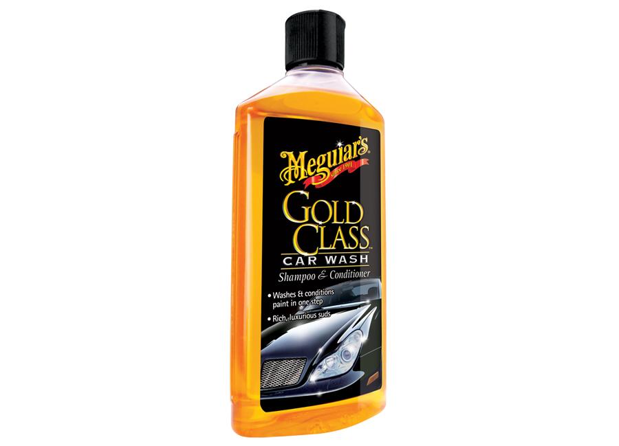 Autošampon Meguiars Gold Class Car Wash Shampoo & Conditioner (473 ml)