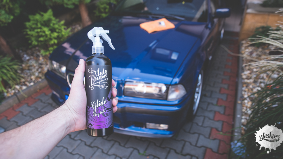 Clay lubrikace Auto Finesse Glide
