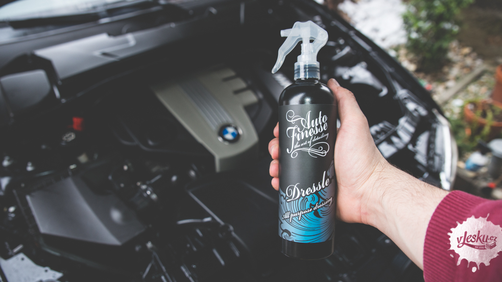 Oživovač plastů Auto Finesse Dressle All Purpose Trim Dressing
