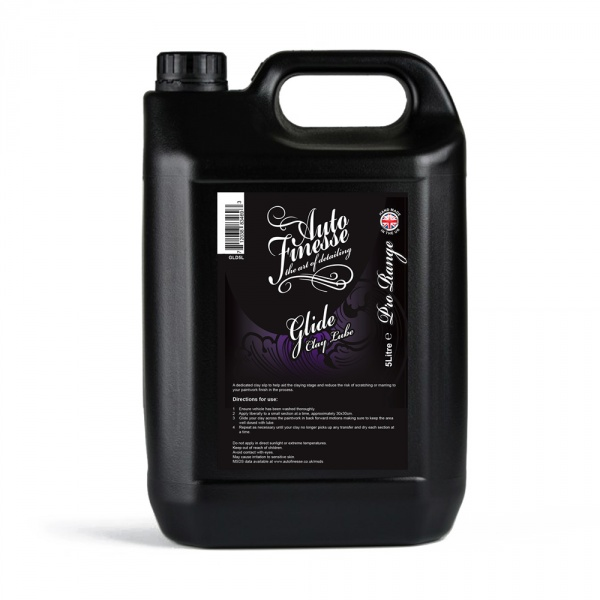 Clay lubrikace Auto Finesse Glide (5000 ml)