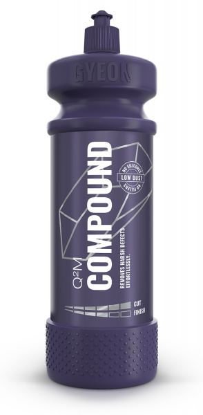 Jednokroková leštící pasta Gyeon Q2M Compound (120 ml)