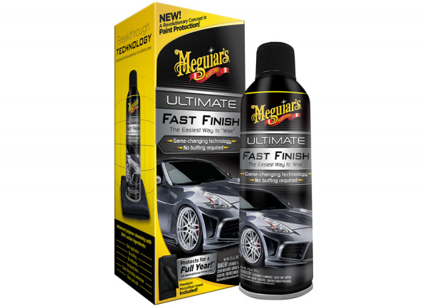Rychlý sealant Meguiars Ultimate Fast Finish (241 g)