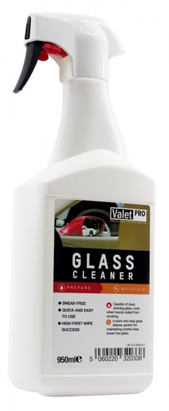 Čistič oken ValetPRO Glass Cleaner (950 ml)