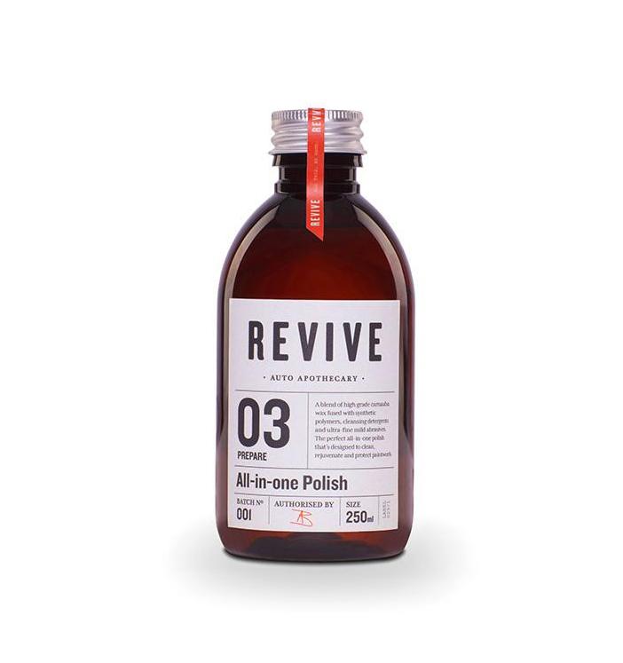 Leštěnka na auto REVIVE All-in-one Polish (250 ml)