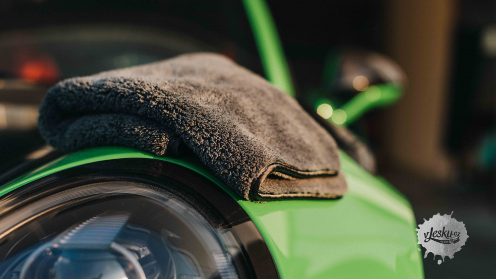 REVIVE Super Soft Buffing Cloth