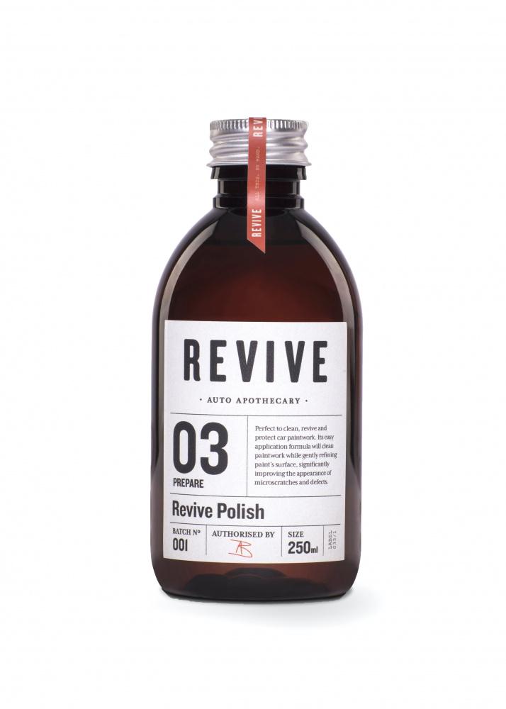 Leštěnka na lak auta REVIVE Polish (250 ml)