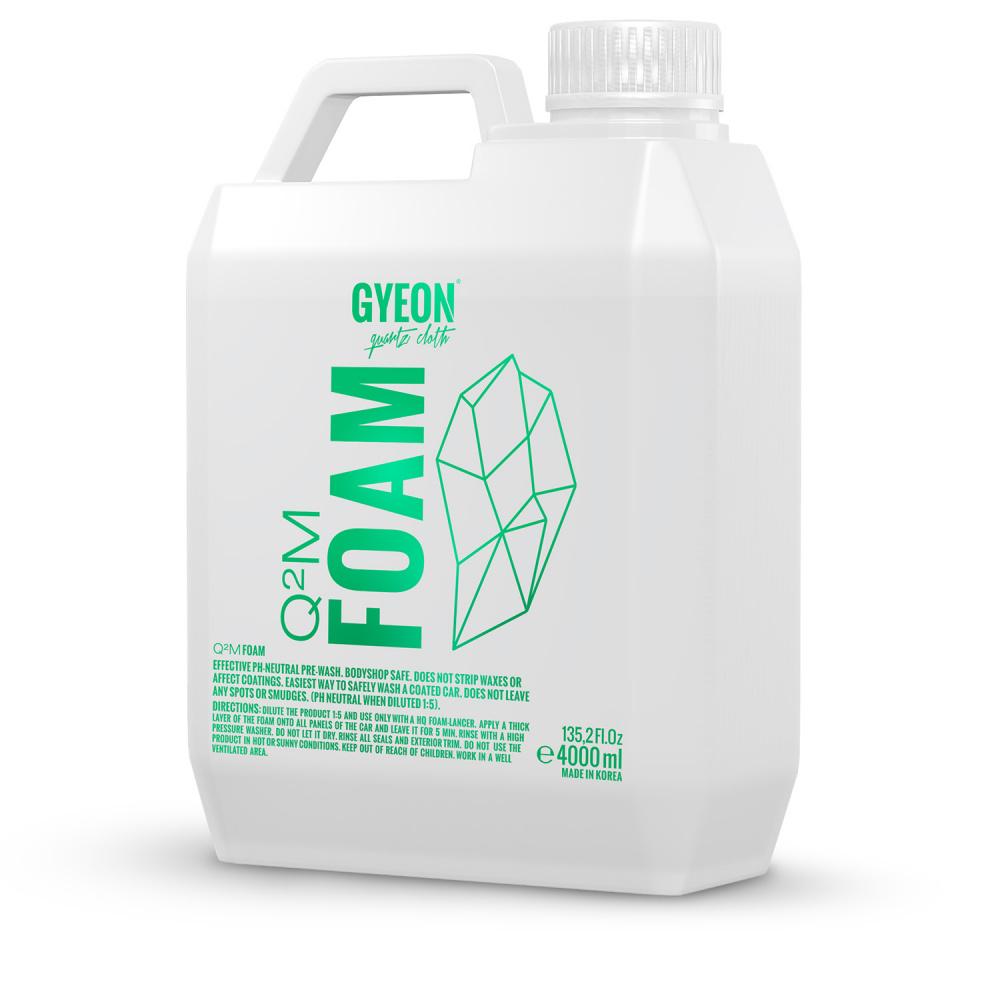 Aktivní pěna na auto Gyeon Q2M Foam (4000 ml)